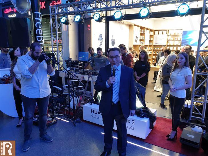 Huawei Launched HUAWEI FreeBuds 3 in Kuwait