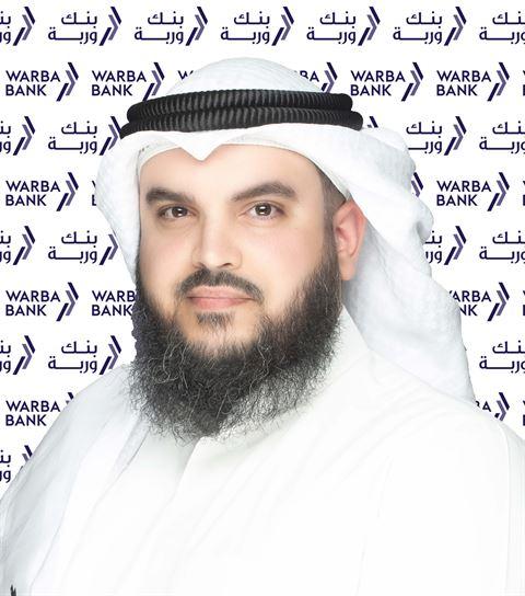 السيد ثويني خالد الثويني - رئيس المجموعة المصرفية للاستثمار في البنك
