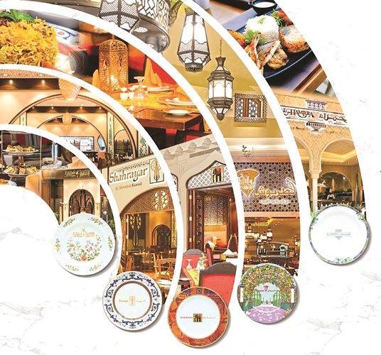 تعرف على مطاعم فندق شيراتون الكويت في مجمع الأفنيوز