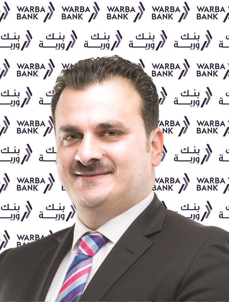 السيد محمد عاطف الشريف رئيس المجموعة الاستراتيجية والرقمية في بنك وربة