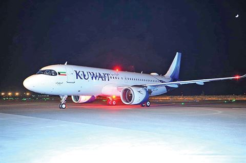 Kuwait Airways Receives A320neo Aircraft in December
