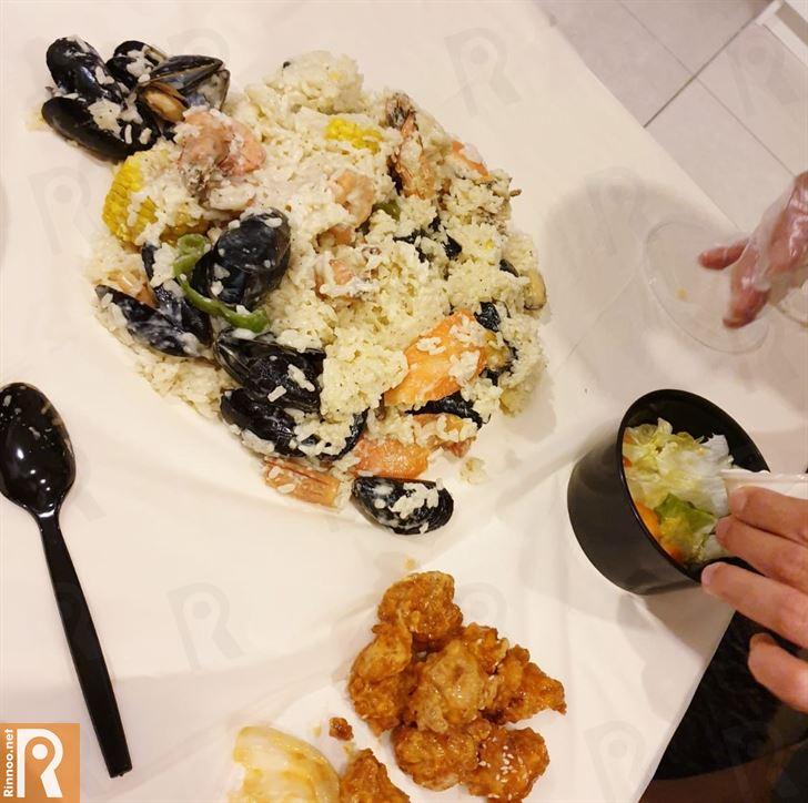 تجربتنا مع مطعم كاتش اوف ذا دي البحري
