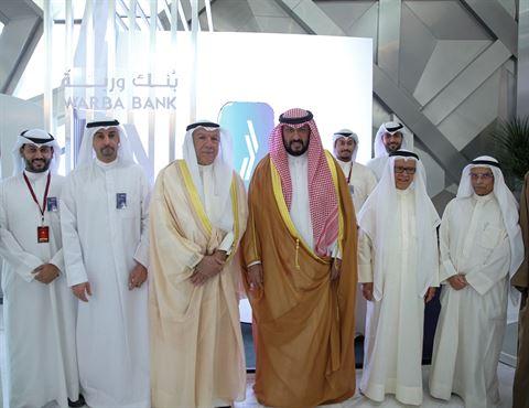 """بنك وربة الشريك الاستراتيجي لجائزة الكويت """"للعلاقات العامة وخدمة العملاء"""""""
