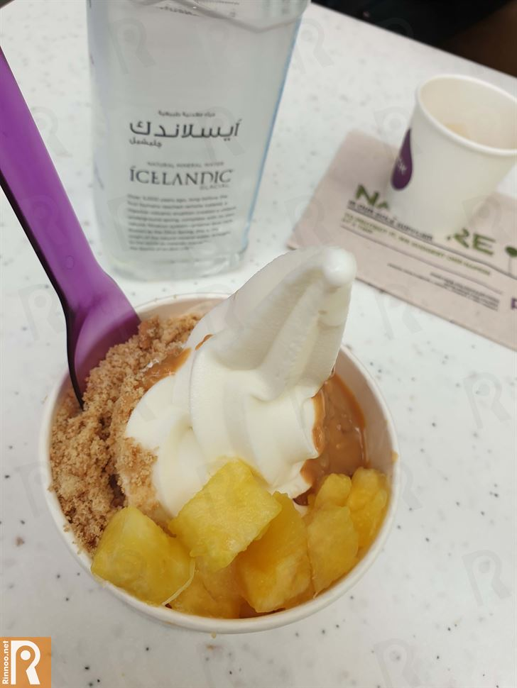 Where to find the Healthiest Frozen Yogurt in Kuwait?