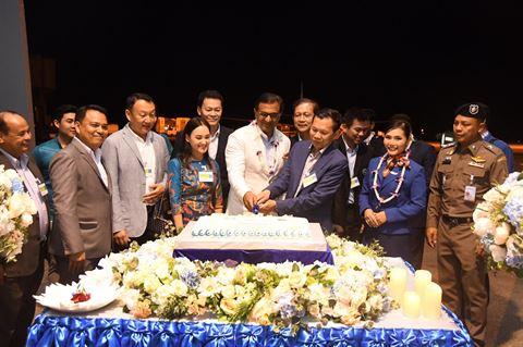 flydubai touches down in Krabi Thailand