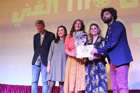 اختتام فعاليات مهرجان لبنان المسرحي الدولي في المسرح الوطني اللبناني