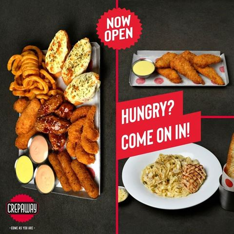 Lebanon's Popular Restaurant Crepaway is now Open in Lagos Nigeria