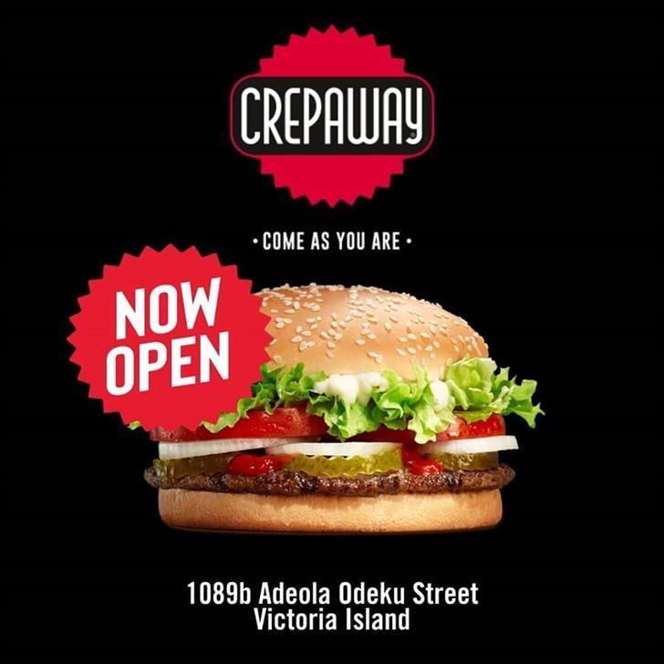 Lebanon's Popular Restaurant Crepaway is now Open in Lagos Nigeria