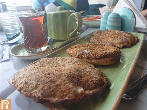 Lebanese Breakfast at Mijana Restaurant - Gulf Road Branch