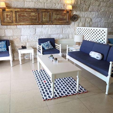 الصورة 64074 بتاريخ 20 ديسمبر / كانون أول 2019 - فندق لي بلان بلو ، لبنان