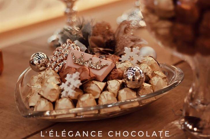 """إفتتاح """"L'Elegance Chocolate"""" في صور - عنوان الذوق الرفيع"""
