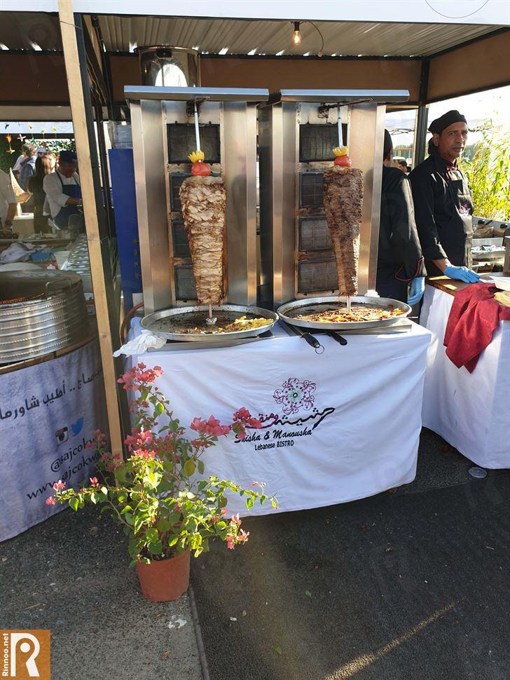 بالصور ... مهرجان مأكولات الشارع 2019 في أرض المعارض