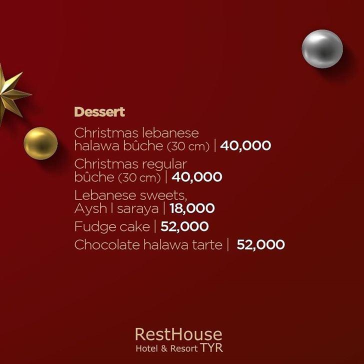 لأن الإرادة بتصنع المستحيل ... REST HOUSE TYR Hotel & Resort رجعلنا أحلى من قبل