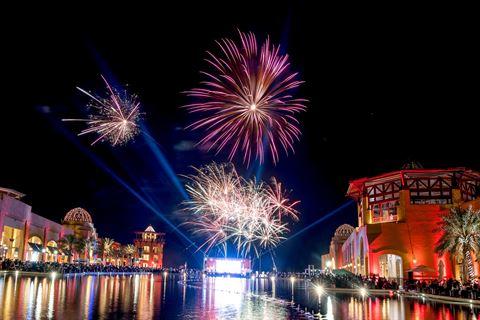 الكوت يستعد لاستقبال العام الجديد بفعاليات مبهجة واستثنائية