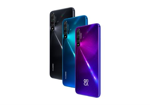 Here is what you can do with the HUAWEI nova 5T five AI powered cameras