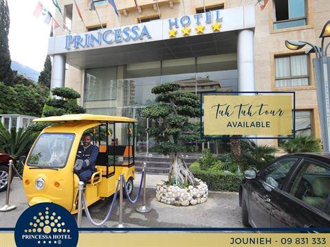 Princessa Hotel يقدم لكم عرض الأعياد على السويت العائلي