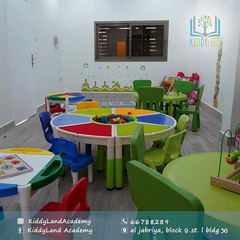 الصورة 64595 بتاريخ 29 ديسمبر 2019 - حضانة كيدي لاند اكاديمي - الجابرية، الكويت