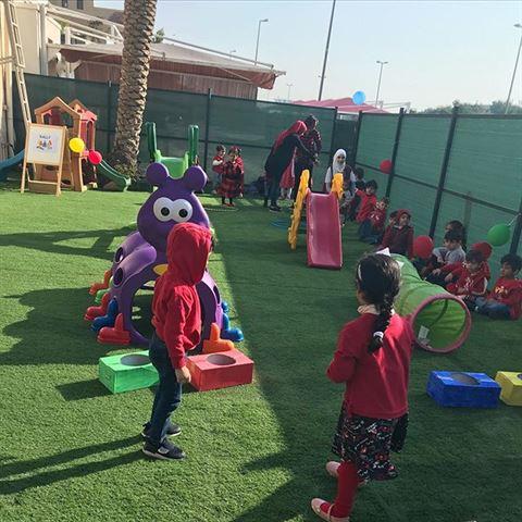 الصورة 64603 بتاريخ 29 ديسمبر 2019 - حضانة كيدي لاند اكاديمي - الجابرية، الكويت