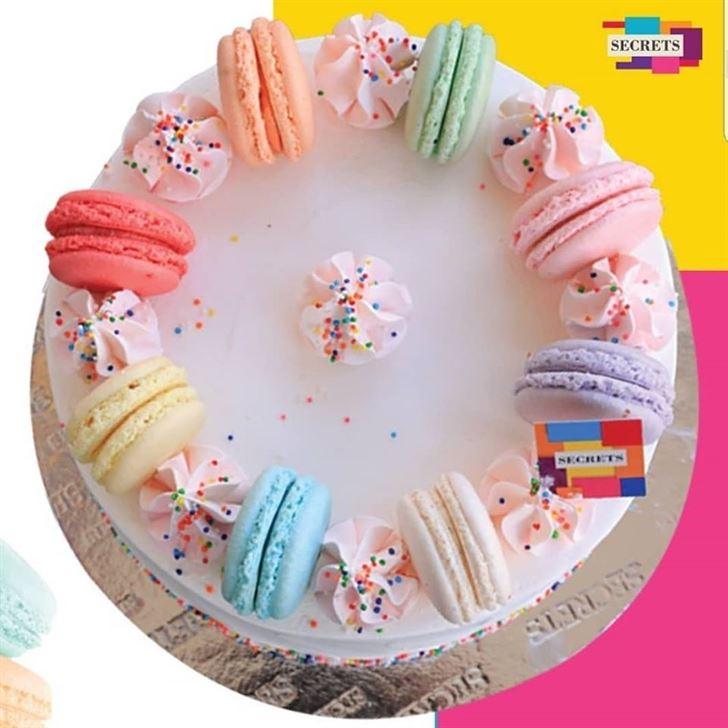 Secrets cakes عالم من الكيك اللذيذ