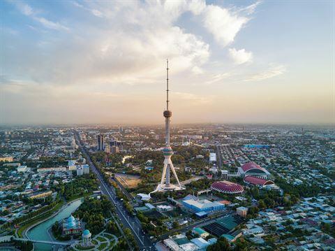 flydubai goes to Uzbekistan - Tashkent