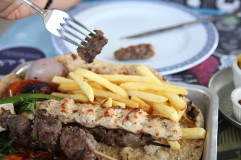 الصورة 56629 بتاريخ 21 فبراير 2019 - مطعم خنين - فرع الري (الافنيوز) - الكويت