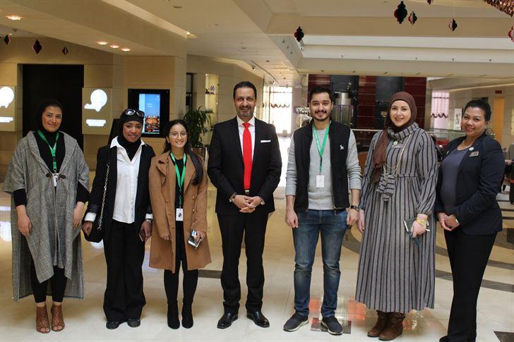فندق سفير الفنطاس -  الكويت يرحب بالدفعة الأولى من متدربي لوياك خلال 2019