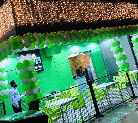 الصورة 56720 بتاريخ 3 مارس 2019 - مطعم ليبريشن برجر - المرقاب، الكويت