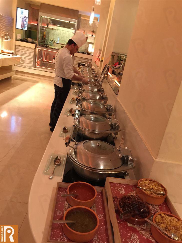 بالصور ... أمسية مصرية مميزة في فندق سفير الفنطاس الكويت كل ليلة خميس