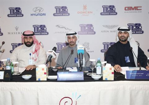 "Warba Bank Exclusively Sponsors the ""Auto Show"" Exhibition"