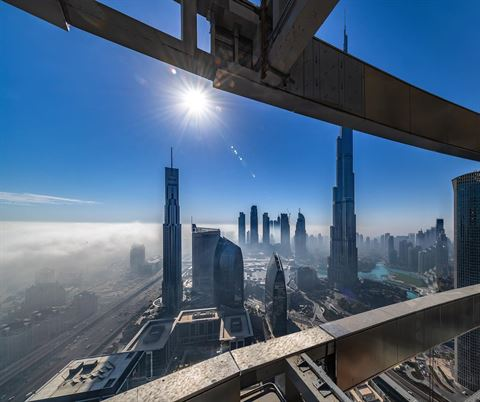 10 صور خاطفة للأنفاس من دبي بعدسة المصور المحترف خالد حسن