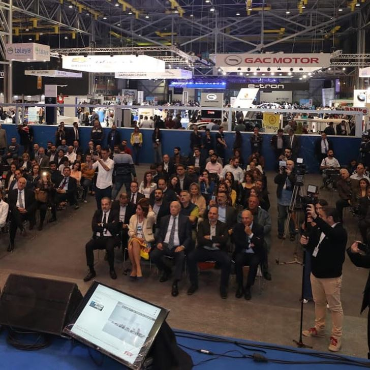 First e-MotorShow in the Middle East Took Place in Beirut