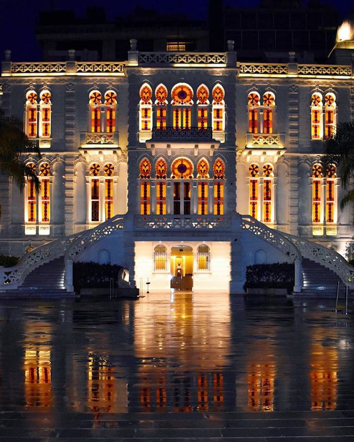Brief About Sursock Museum in Beirut City Lebanon