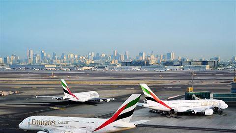 مطار دبي في المركز الثالث عالميا بين أكثر المطارات ازدحاما لعام 2018