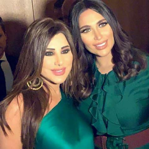 الدكتورة خلود والنجمة نجوى كرم يجتمعان في بيروت وينفيان الشائعات