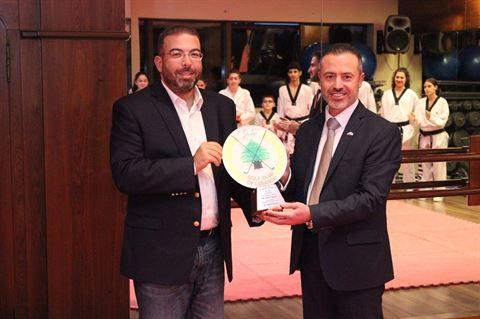انضمام نادي الغولف اللبناني الى عائلة الاتحاد اللبناني للتايكواندو