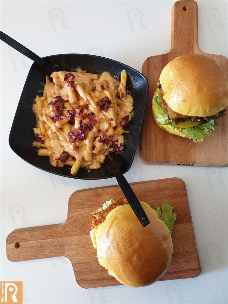 Amazing Burgers and Flavors at Liberation Burger Restaurant