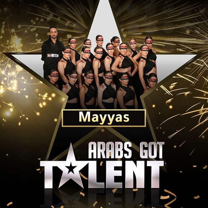 Mayyas Lebanese Team Wins 6th Season of Arabs Got Talent