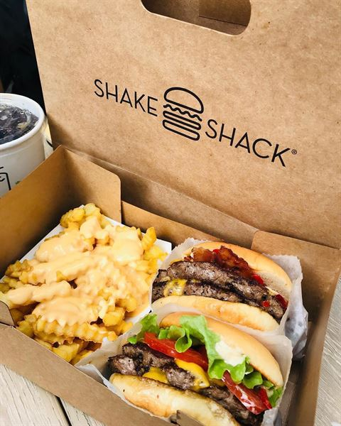 Photo 57270 on date 3 April 2019 - Shake Shack Restaurant