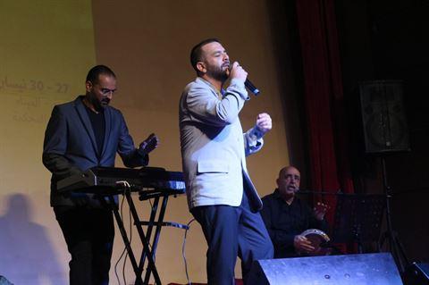 المسرح الوطني اللبناني يكرّم ملحم بركات في مهرجان صور الموسيقي