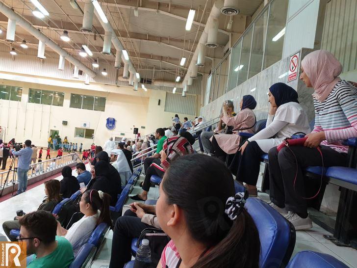 اليوم الرياضي لحضانة طفل المستقبل في نادي اليرموك