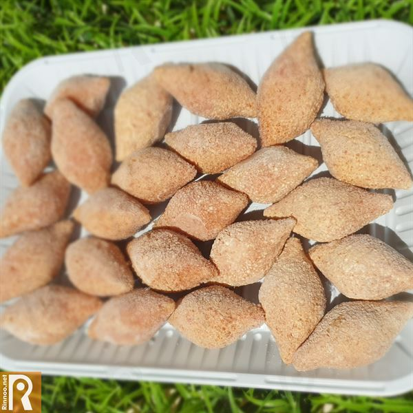 كبب لحمة وبطاطا وشيش برك ورقاقات جبنة على الطريقة اللبنانية تحت الطلب