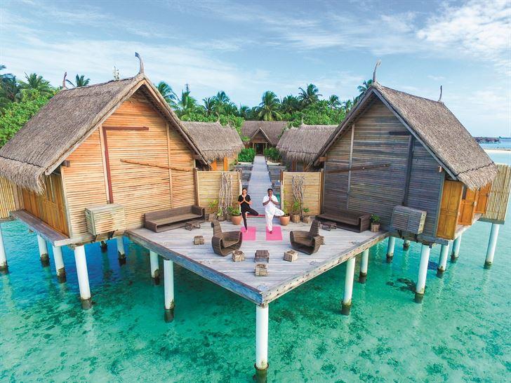 كونستانس تحتفل بالعيد وعطلات الصيف بإطلاق حسومات 50% على الإقامات في جزر المالديف