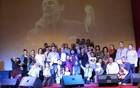 اختتام فعاليات مهرجان صور الموسيقي الدولي بمشاركة عربية وأجنبية
