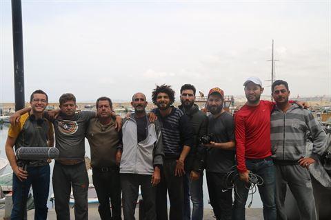 فريق فيلم بابور