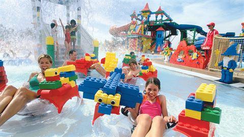 دخول مجاني للأطفال إلى دبي باركس آند ريزورتس مع جيه إيه للمنتجعات والفنادق