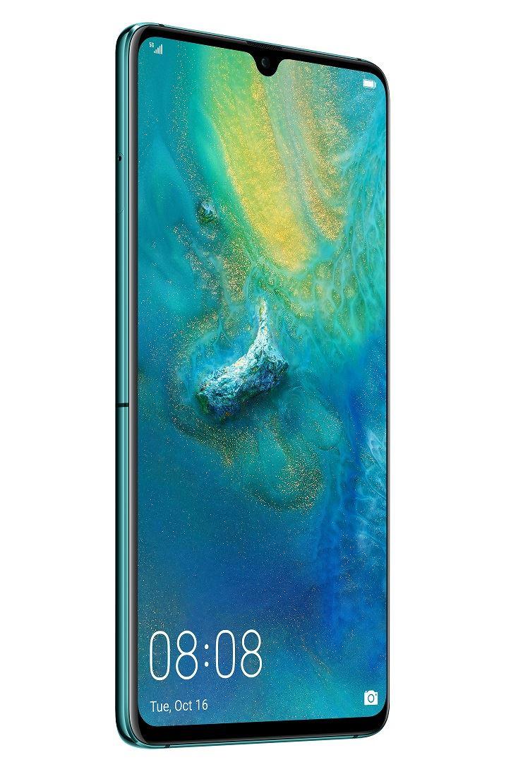 مواصفات هاتف HUAWEI Mate 20 X 5G الداعم لشبكة الجيل الخامس