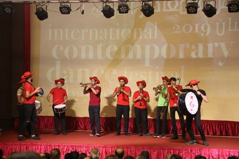 افتتاح مهرجان لبنان المسرحي للرقص المعاصر بمشاركة عربية وأجنبية