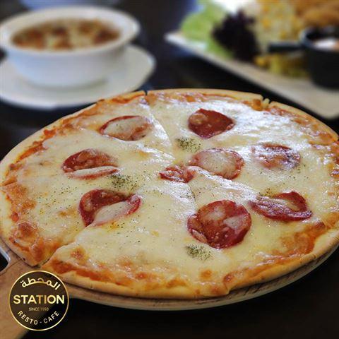 Photo 60571 on date 23 July 2019 - Al Mahatta Station Shawarma Restaurant