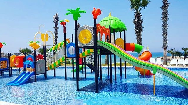 Entrance Fees for Adults and Kids at Pangea Beach Resort Jiyeh