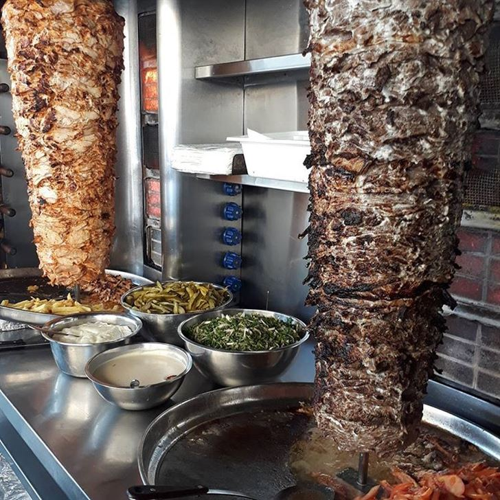 Best Shawarma in Tyre City Lebanon
